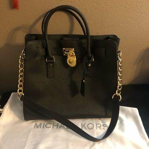 Micheal Kors large tote Bag.